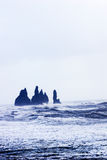 Sea stack Royalty Free Stock Images
