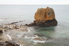 Sea Stack The Great Ocean Road Royalty Free Stock Photography
