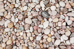 Sea stone background Royalty Free Stock Photos