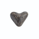 Sea stone heart Royalty Free Stock Photos