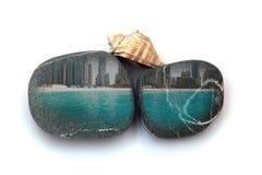 Sea stones Royalty Free Stock Photo