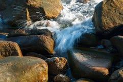 Sea stones Stock Photography