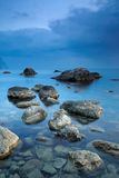 Sea stones Stock Images