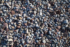 Sea stones background. Stock Image