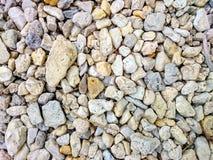 Sea stones background Royalty Free Stock Photos