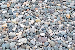 Sea stones background. Royalty Free Stock Photography