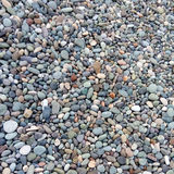 Sea stones background  texture Royalty Free Stock Photo