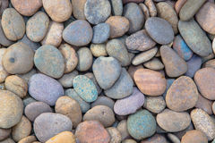 Sea stones background Royalty Free Stock Image