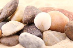 Sea stones Royalty Free Stock Photography