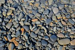 Sea stones, water Royalty Free Stock Images