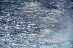 Sea in a storm Royalty Free Stock Images