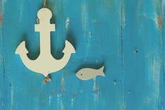 Sea style photo Stock Image