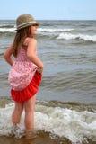 Sea summer splashing Stock Images