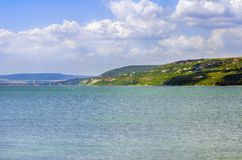 Sea Summer View Stock Photography