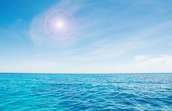 Sea and sun Stock Photos