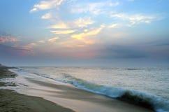 Sea sunrice Royalty Free Stock Image