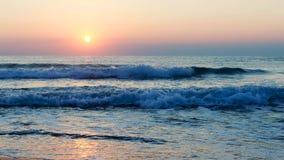 Sea sunrise Royalty Free Stock Photography