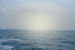 Sea and sunshine. Royalty Free Stock Images
