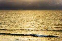 Sea sunshine Stock Image
