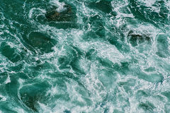 Sea Surf royalty free stock photography
