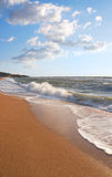 Sea surf wave Royalty Free Stock Images