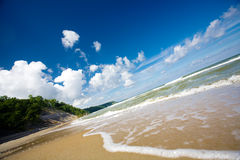Sea Surf Wave Royalty Free Stock Image
