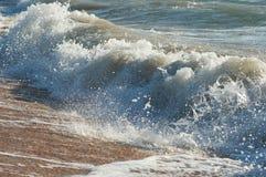 Sea surf wave Stock Photo