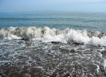 Sea surf wave Stock Photo