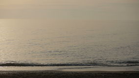 Sea surf. Waves runs on coastal pebble. Sea surf, Waves runs on coastal pebble stock video