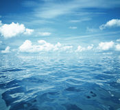 Sea surface Stock Photos