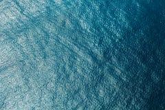Sea surface royalty free stock image