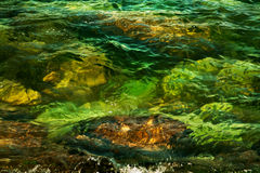 Sea surface Royalty Free Stock Images