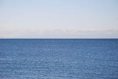 Sea surface Royalty Free Stock Photo