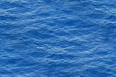 Sea Surface Seamless Background Royalty Free Stock Image