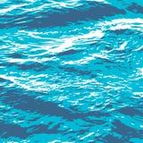Sea_surface_texture illustration stock