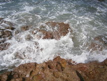 Sea swirl Royalty Free Stock Images