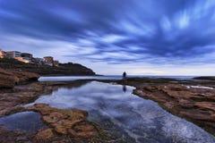 Sea Tamarama photographer Stock Photos
