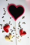 Sea tarjeta del día de San Valentín de la mina Foto de archivo libre de regalías