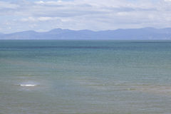 Sea in the Tasman Bay New Zealand Royalty Free Stock Photos