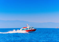 Sea Taxi Stock Photos