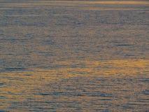 Sea texture Stock Image