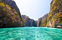 Sea in thailand Stock Images