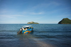Sea. In thailand, beautiful place Stock Images