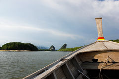 Sea of thailand. Explore the wonders of Thailandn Stock Photo