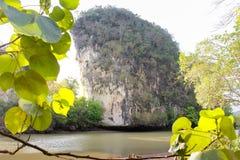 Sea of thailand. Explore the wonders of Thailandn Royalty Free Stock Photo