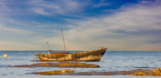 Sea in thailand Royalty Free Stock Images