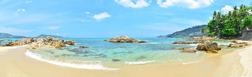 Sea in thailand Royalty Free Stock Photography