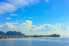 The sea of thailand Stock Images