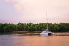 Sea of thailand Royalty Free Stock Photography