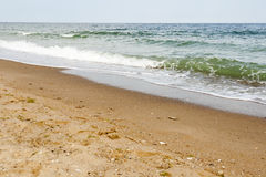 Sea tide Royalty Free Stock Images
